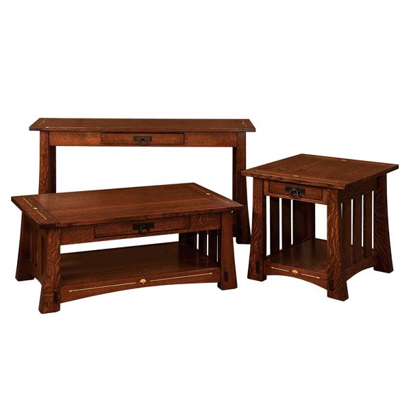 Castlebrook-EndSofaCoffee-Tables