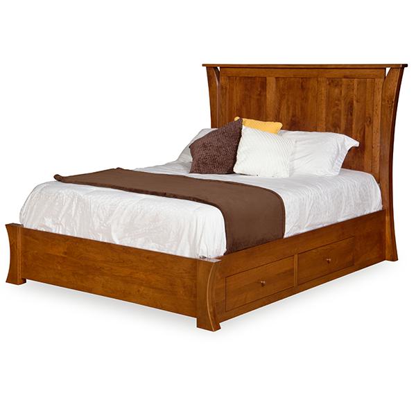 Chandler Bed-Storage