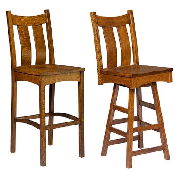Classic Bar Chair 1