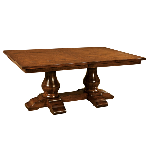 Wellington Trestle Table 1