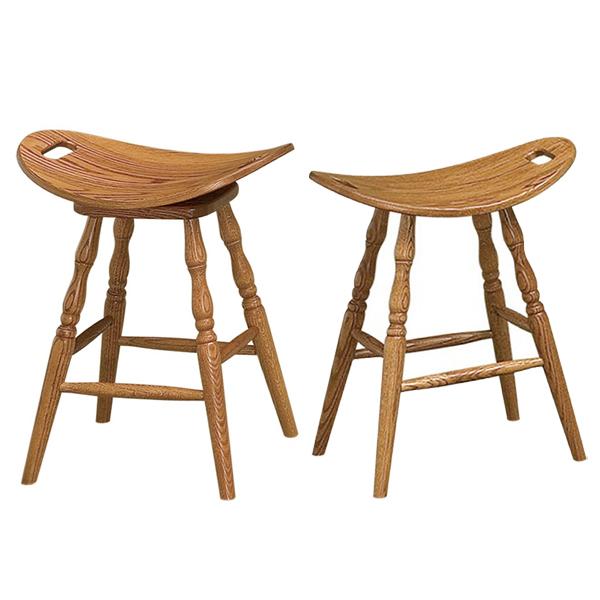 Saddle Bar Chair 1