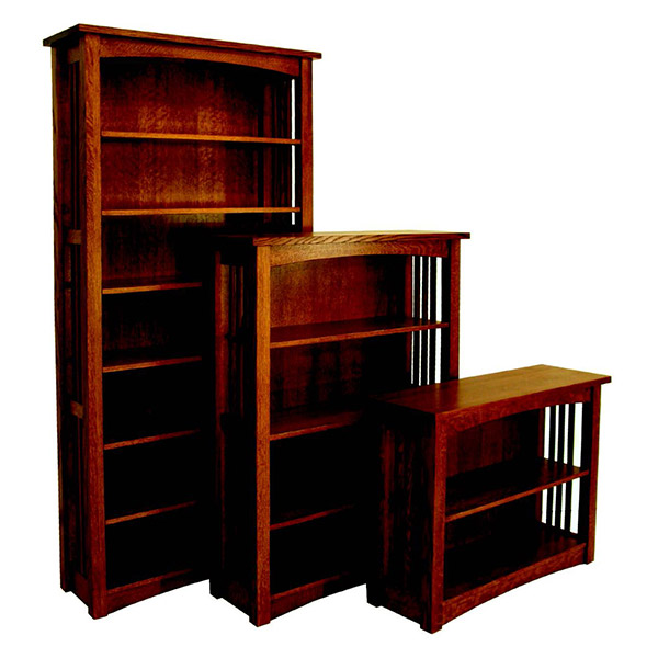 Bungalow-Bookcases