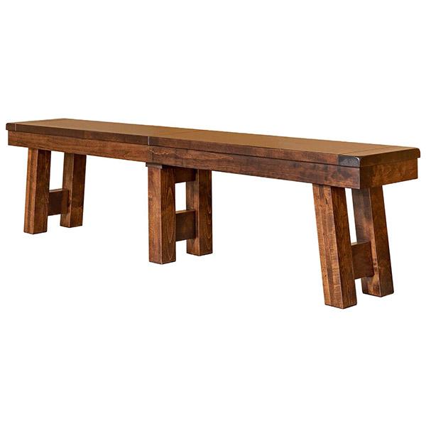 Helfin-Solid-Top-Bench