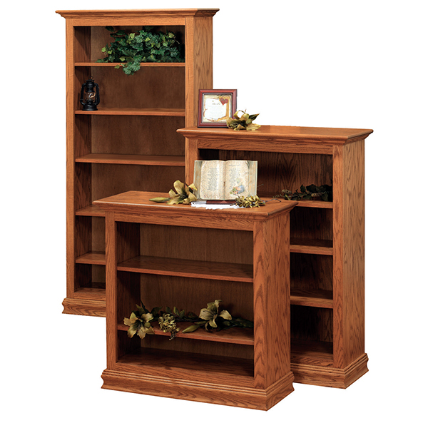 Traditional-Bookcase